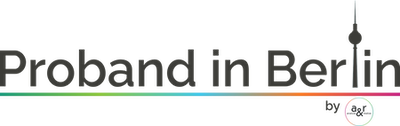 Proband in Berlin Logo