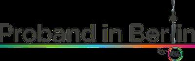 Proband in Berlin Logo